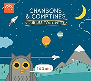 """Afficher """"Chansons et comptines pour les tout-petits"""""""