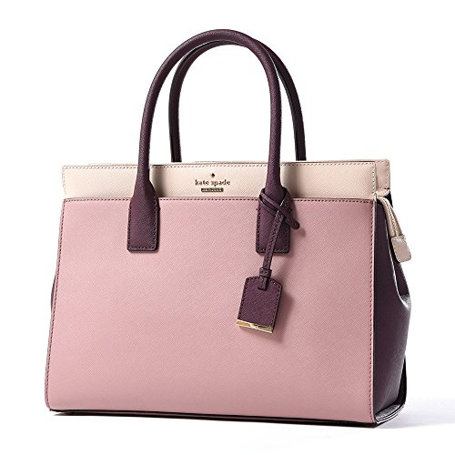 Kate Spade New York Women's Cameron Street Candace Satchel, Dusty Peony Multi, One Size by Kate Spade New York