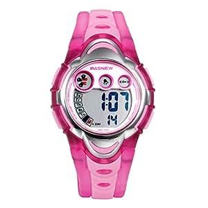 Lancardo reloj deportivo digital de multifunciones con - Silicona para exteriores ...