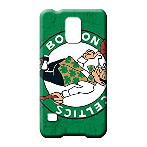 samsung galaxy s5 Ultra Plastic New Fashion Cases phone covers boston celtics nba basketball
