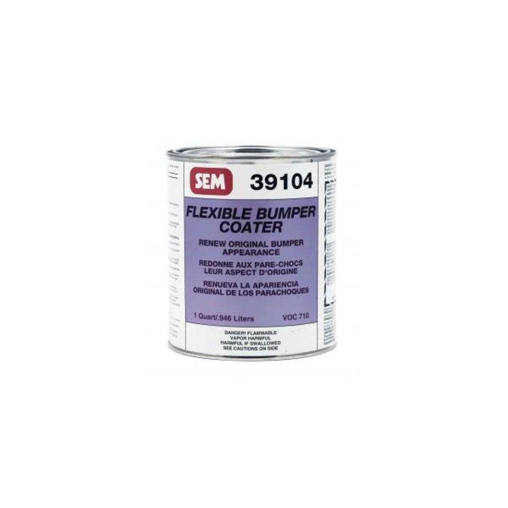 Sem Products Inc - Flex Primer Bumper Coat Qt - Se39104