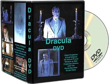 halloween dvd virtual dracula effects halloween dvd virtual dracula effectsa dvd for video