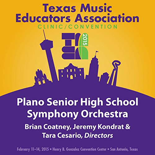 (Live): Plano Senior High School Symphony Orchestra: MP3 Downloads