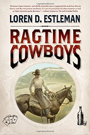 book cover of Ragtime Cowboys