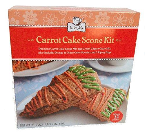 Carrot Cake Scone Kit -