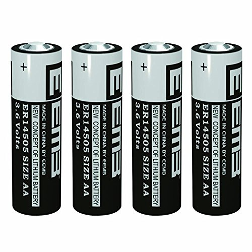 Professional Lithium Batteries 3 6 Volts product image