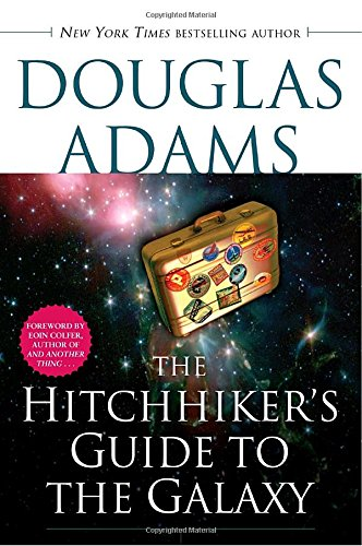 Hitchhiker's Guide To Galaxy(Lg.Format)