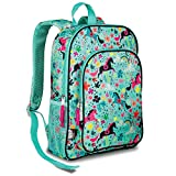 LONECONE Kids' Preschool and Kindergarten Backpack for Boys and Girls, Moroccan Horses