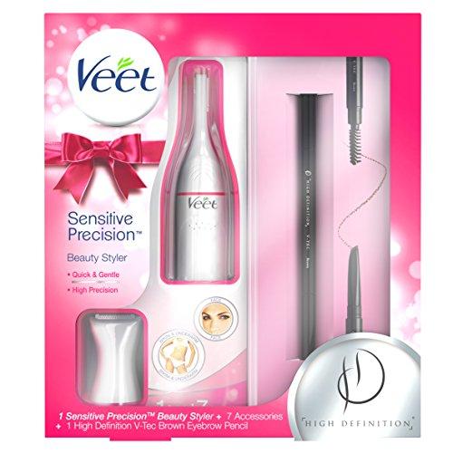 veet beauty styler sensitive precision