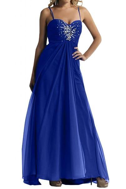 Toscana novia dos-Traeger flaca la gasa largo vestido de noche vestidos de fiesta a