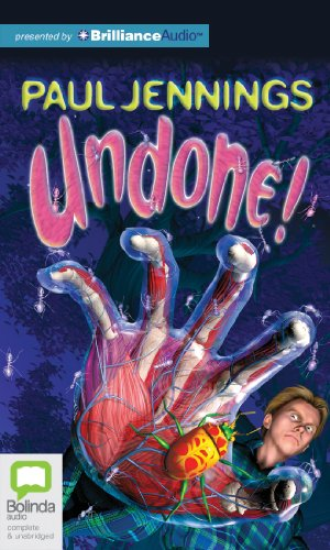 Undone! by Bolinda Audio