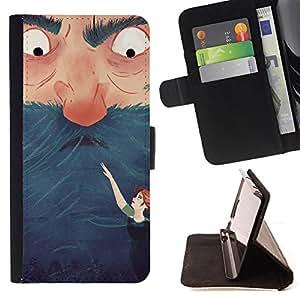 Jordan Colourful Shop - FOR Samsung Galaxy S4 IV I9500 - opportunities are never lost - Leather Case Absorci¨®n cubierta de la caja de alto impacto