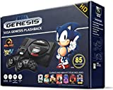 atgames portable - Sega Genesis Flashback HD 2017 Console 85 Games Included