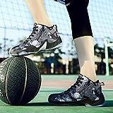 COSDN Womens Mens Fashion Basketball Shoes