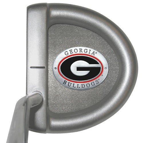 Georgia Bulldogs Putter by Heritage Pewter
