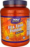 NOW Foods Fit & ToneT Protein Mocha -- 22 Servings - 3PC
