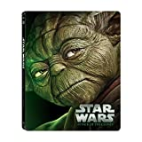 Star Wars: Attack of the Clones Limited Edition Steel Book