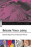 Britain Votes 2005 9780198569404