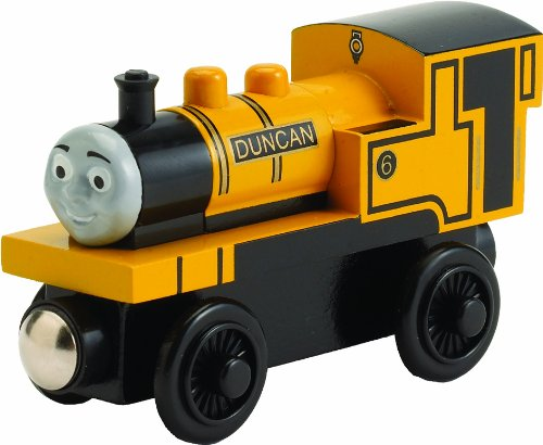 Thomas And Friends Wooden Railway Duncan