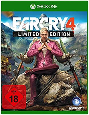 Far Cry 4 - Limited Edition [Importación Alemana]: Amazon.es: Videojuegos