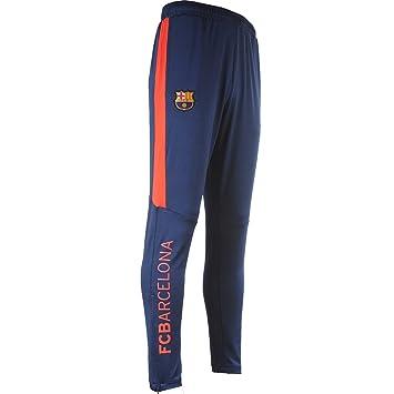 Fc Barcelone Pantalon Training Barça - Collection Officielle Taille Enfant  garçon 6 Ans 7e77c1e2a1c