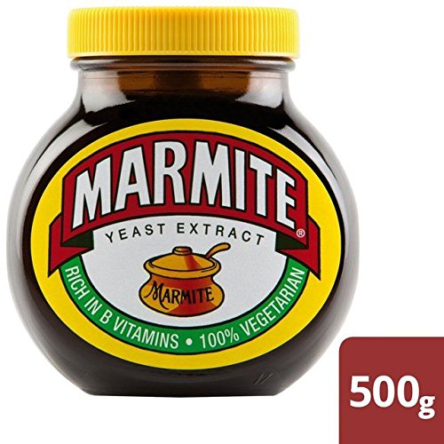 Marmite Yeast Extract - 500g (1.1lbs) by Marmite
