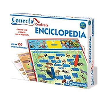 Y EnciclopediaAmazon Juegos Clementoni Contesta Conecta esJuguetes mvN8nw0O