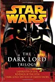 """""""Star Wars - The Dark Lord Trilogy Labyrinth Of Evil - Revenge of the Sith - Dark Lord: The Rise of Darth Vader"""" av James Luceno"""