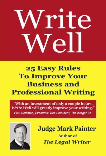 Well Write - Write Well