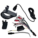 Jensen 30313960 Wire Harness and Bluetooth Microphone