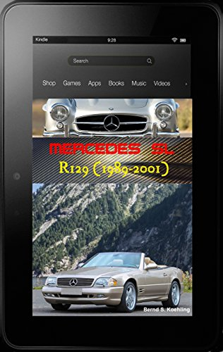 Mercedes-Benz R129 SL with buyer's guide and VIN, data card explanation: From the 280SL to the SL73 AMG, updated February 2018