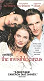 The Invisible Circus [VHS] -  VHS Tape, Rated R, Adam Brooks