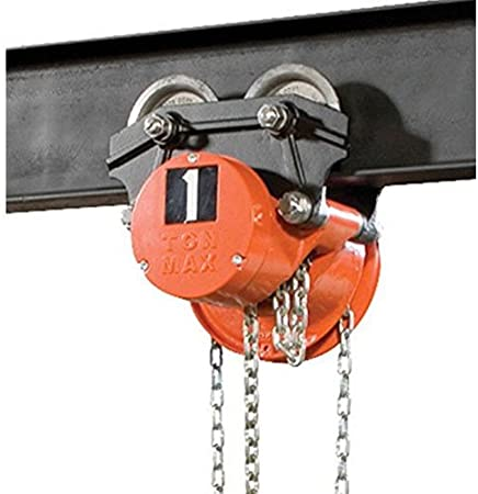 1641-0200BSR Columbus McKinnon Trolley,2 TON Push