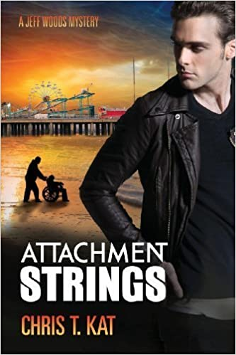 Book Attachment Strings (Jeff Woods Mystery) by Chris T. Kat (2013-06-17)