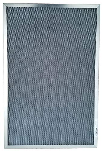 (The ULTIMATE Furnace A/C Filter! Washable, Permanent, Reusable. Electrostatic - Traps dust like a magnet. 10x Better than Disposable Filters. Never Buy Another Filter! (16x25x1))
