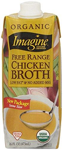 Imagine Organic Range Chicken Broth product image