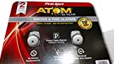 First alert smoke Fire alarms 2 pk fewer false alarms atom 10 – year For Sale