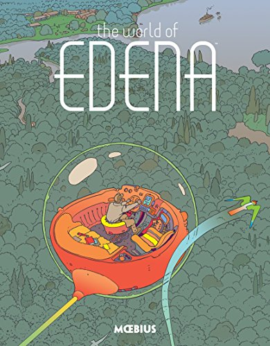 Moebius Library: The World of Edena ()