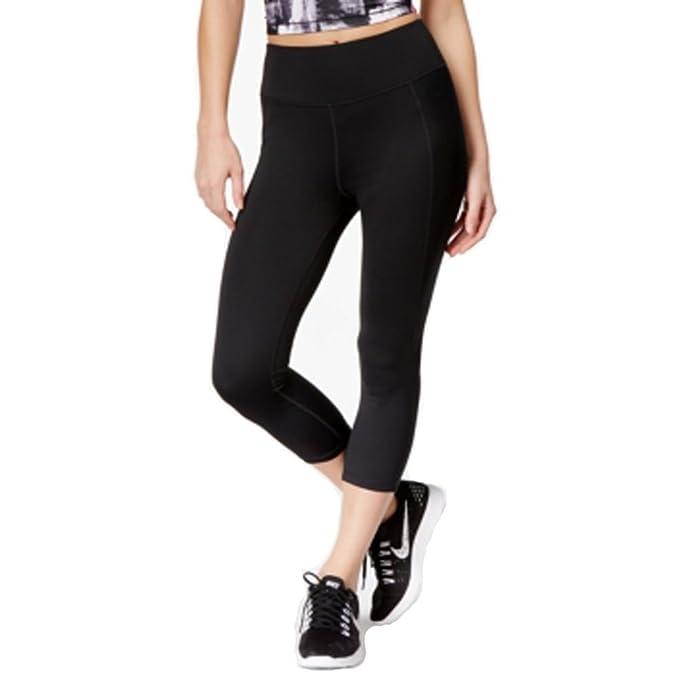 5d6873aab371f8 Amazon.com: Ideology Womens Slimming Yoga Crop Leggings: Clothing