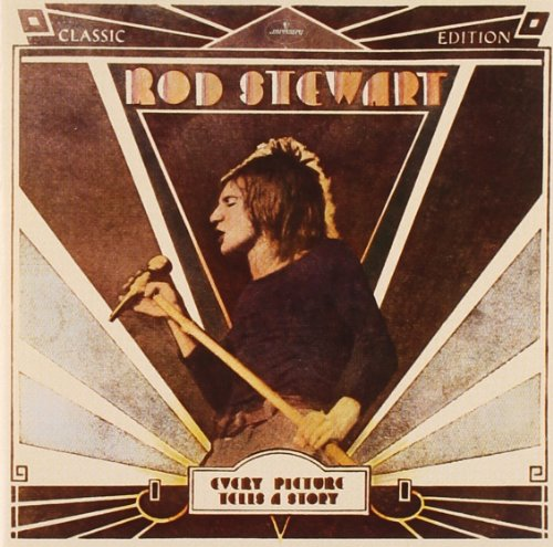 CD : Rod Stewart - Every Picture Tells A Story (remastered) (Remastered)