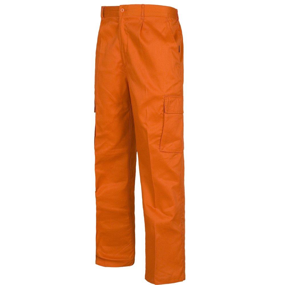 Pantalon multibolsillo Trabajo B1430 verde