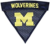 Best Wolverine Bandanas - Pet Goods NCAA Michigan Wolverines Collar Bandana, One Review