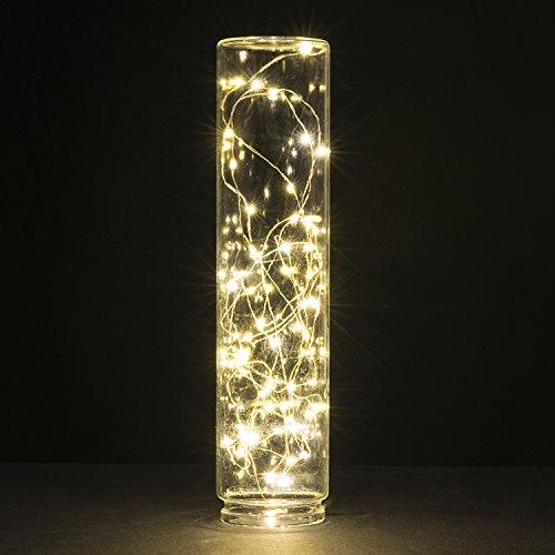 rope lights oak leaf 60leds mini decorative indoor christmas party string lights. Black Bedroom Furniture Sets. Home Design Ideas