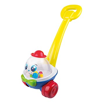 Winfun-44720 Juguete de Arrastre Humpty Dumpty (ColorBaby 44720