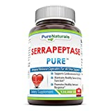 Pure Naturals Serrapeptase 120,000 SU Capsules, 90 Count