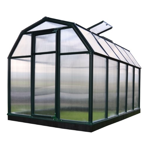 (Rion EcoGrow 2 Twin Wall Greenhouse, 6' x 10')