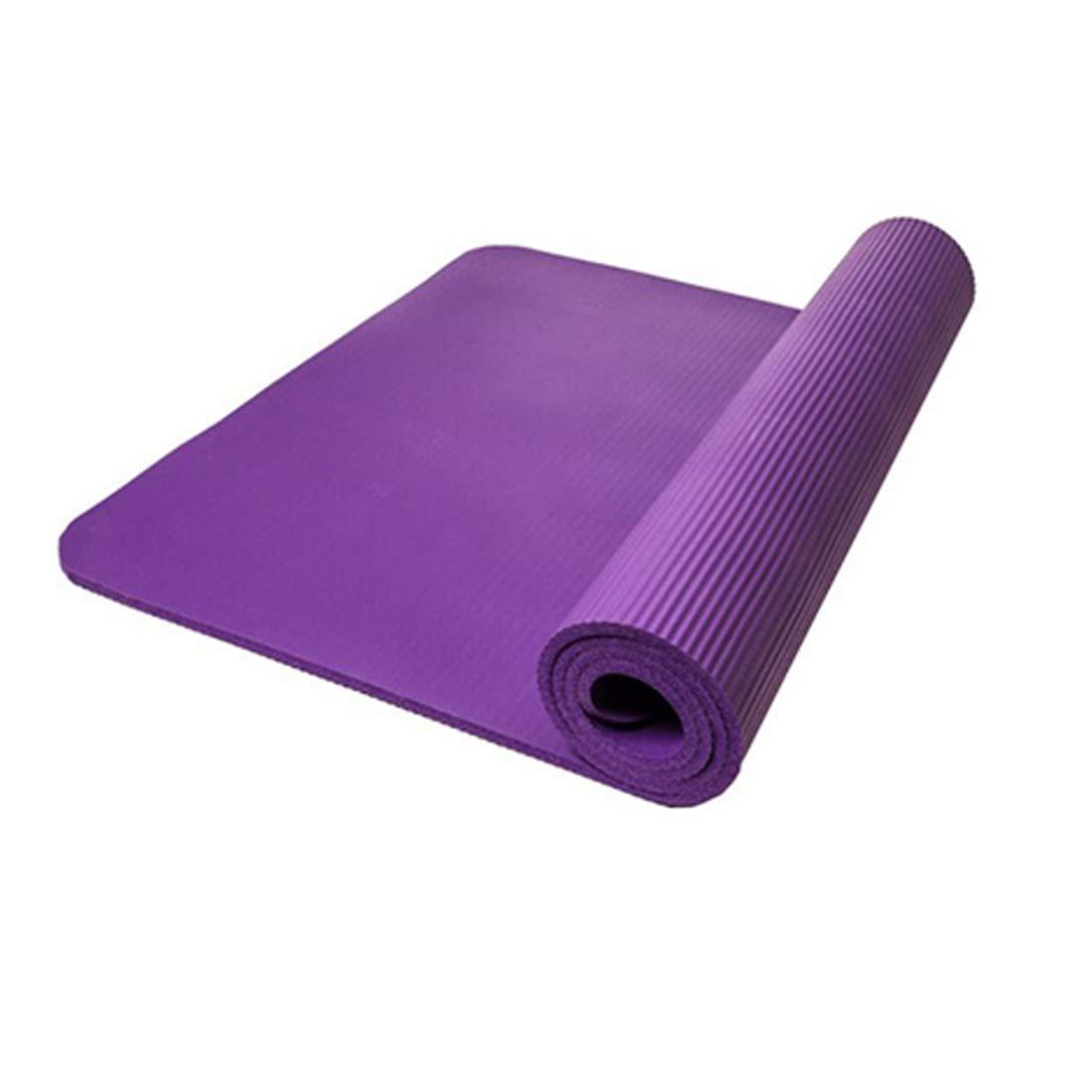 WEATLY Bodybuilding, Anti-Rutsch, Leerlauf, Sitzmatte/Yogamatte