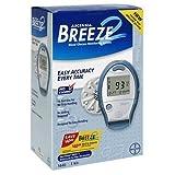 blood sugar monitor breeze - Bayer's Breeze®2 Blood Glucose Monitoring System