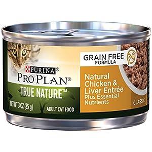 6. Purina Pro Plan Natural Wet Cat Food
