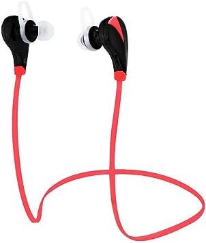 HanLuckyStars G6 Auriculares Inalámbricos Deportivos Bluetooth 4.0 Estéreo in-ear Cómodos con Manos Libres Micrófono Resistente